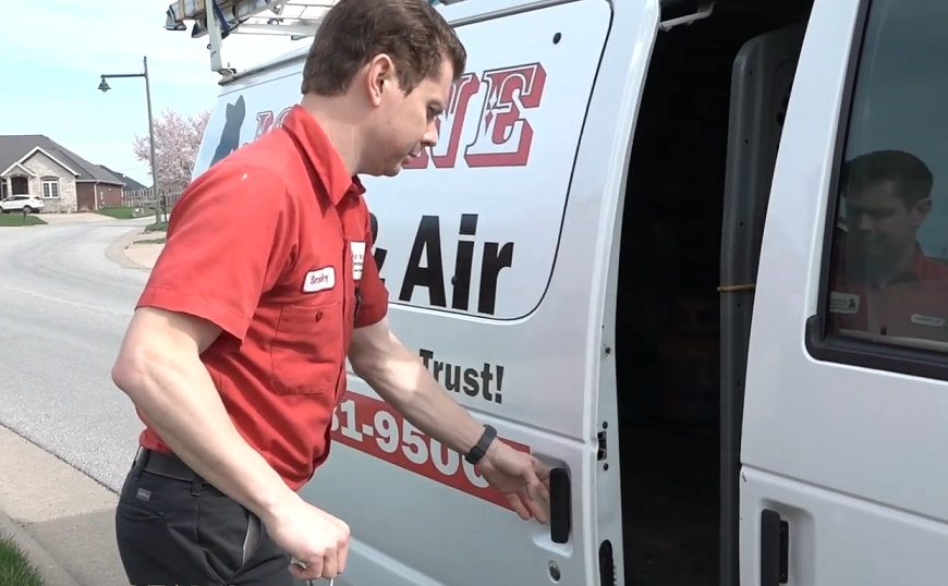 Jon Wayne Heating and Air AC Professional
