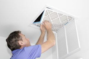 Clean Your Air Ducts to get your home ready for fall